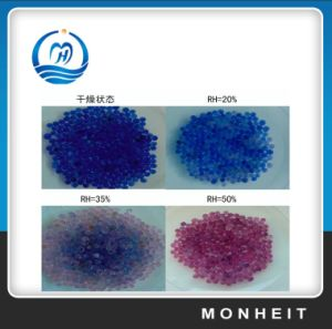 Competitive Price of Colorful Self-Indicating Silica Gel pictures & photos
