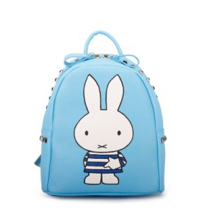 Cartoon Print Rabbits Backpacks and Cute Kids Bags pictures & photos