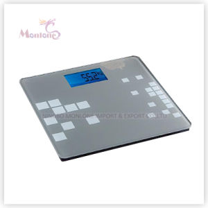 180kg ABS Glass Electronic Weight Scale (31*30*2cm) pictures & photos