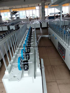 China TUV Certificated MDF Furniture Decorative Woodworking Wrapping Machine Factory pictures & photos