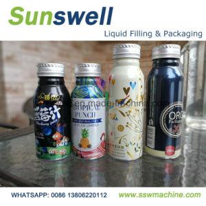 Aluminum Bottle Filling Line pictures & photos