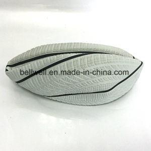 Rubber Basketball with Slam Dunk Shape pictures & photos