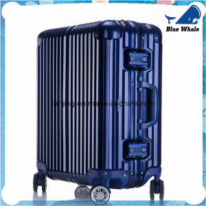 Bw248 Good Quality New Design Aluminum Frame Travel Luggage pictures & photos