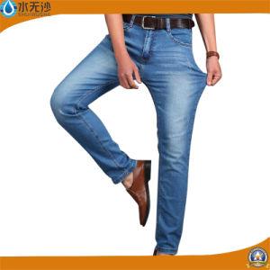 2017 New Men Fashion Denim Jeans Cotton Jeans Pants pictures & photos