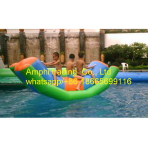 Inflatable Seesaw/Water Seesaw for Aqua Park pictures & photos