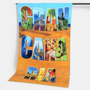 Microfiber Beach Towel with Custom Reactive Printing, Cotton Beach Towel pictures & photos