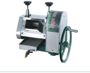 High Quality Manual Sugarcane Juice Squeezer pictures & photos