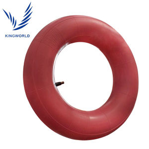 China Red Motorcycle Inner Tube 130/90-15 4.10-18 3.00-18 pictures & photos