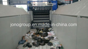 Municipal Solid Waste (MSW) Sorting and Recycling Solution pictures & photos