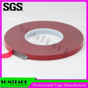 Somitape Sh362-04 Water Proof Acrylic Adhesive Vhb Foam Tape with High Tack pictures & photos