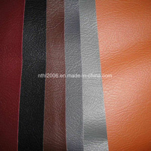 PVC Sofa Artificial Leather (HL19-03) pictures & photos