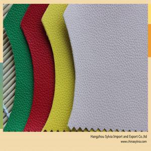 Nonwoven Elastic Microfiber Leather pictures & photos