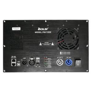 Sound System Class D Digital DSP Power Amplifier Module (PW-1002) pictures & photos