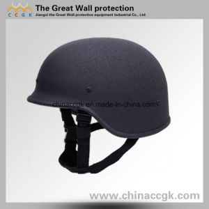 Ccgk Nij Iiia Kevlar / PE Bulletproof Helmet pictures & photos