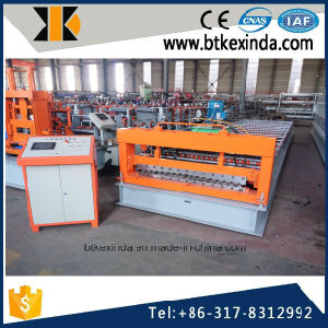 Kxd 988 Galvanized Steel Metal Roofing Sheet Rolling Machine pictures & photos