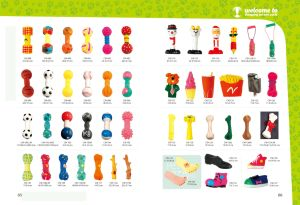 Dog Toy Vinyl Toy Cw-404 Pet Products pictures & photos