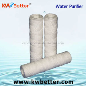 Cottton String Wound Water Purifier Cartridge with Pall Water Filter Cartridge pictures & photos