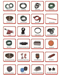 Hotsale Good Quality Small Power Stationary Mortar Pump pictures & photos