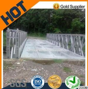 Double Lanes High Quality 18m Bailey Bridges Galvanized for Vehicles Passing pictures & photos