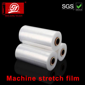 Machine Plastic LLDPE Stretch Film pictures & photos