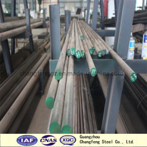 SAE52100/GCr15/EN31/SUJ2 Bearing Steel Round Bar with high quality pictures & photos