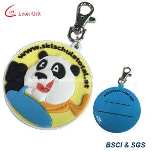 Factory Custom PVC Logo Key Chain Wholesale pictures & photos