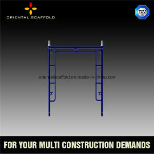 Universal Scaffold Frame in Slab Formwork Support pictures & photos