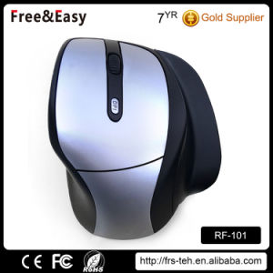 New Design Novelty Vertical USB Wireless Ergonomic Mouse pictures & photos