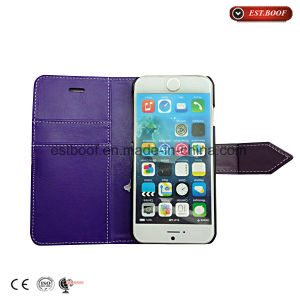 Real Leather Mobile Phone Case for iPhone pictures & photos