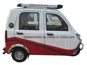 High Speed Electric Car for Passenger pictures & photos