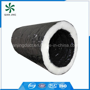 Top Quality Polyester Insulation Aluminum Flexible Duct for HVAC System pictures & photos