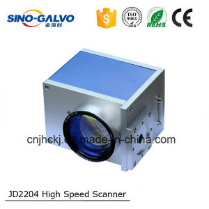Jd2204 10mm Zero Drift Galvo Head for 20W Laser Makring/Laser Engraving/Laser Cutting pictures & photos