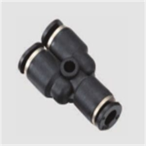 Factory Directly Sale Mini Pl Male Elbow Pneumatic Fittings pictures & photos