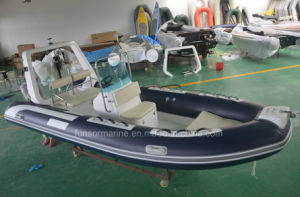 Funsor Marine 16 Feet Rib Boat, Rigid Inflatable Boat pictures & photos