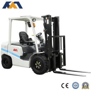 Ce Certificate 3ton Diesel Forklift Truck Forklift Oyunu Oyna with Isuzu, Mitsubishi, Nissan Engine pictures & photos
