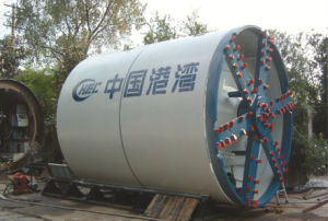 Dk3000 Epb Microtunnel Boring Machine/Earth Pressure Balanced Pipe Jacking Machine pictures & photos
