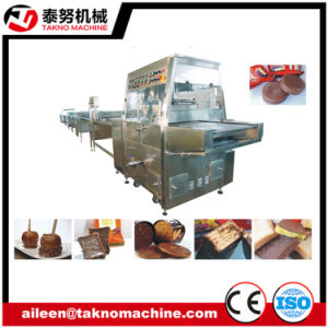 Chocolate Coating Line with Cooling Tunnel pictures & photos