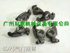 Shaft 6D95 Valve Arm Rocker (inlet /exhaust) for Diesel Egnine Model Made in China pictures & photos