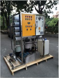 Seawater Treatment Equipment Portable Seawater Desalinator Small RO System pictures & photos