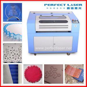 Acrylic/Plastic CO2 Laser Engraver Cutter Machine Pedk-9060 pictures & photos