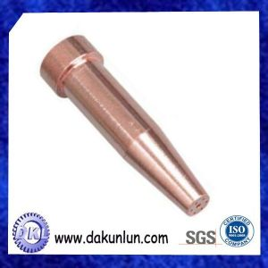 Custom Small Copper spray Nozzle pictures & photos