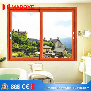 General Thermally Broken Aluminum Windows for Living Room pictures & photos