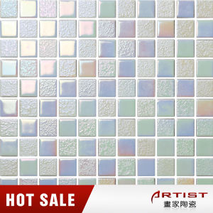 Fresh Style Popular Artistic Ceramic Mosaic for Bathroom pictures & photos