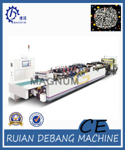 High Speed Three Side Sealing Standing Bag Making Machine