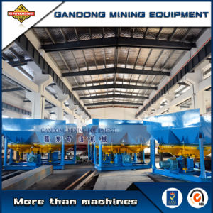 High Efficiency Alluvial Gold Mining Machine Gravity Jig Machine pictures & photos