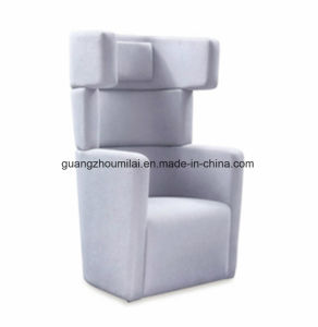 High Quality Modern Office Leisure Chair with Cashmere &Fabric pictures & photos