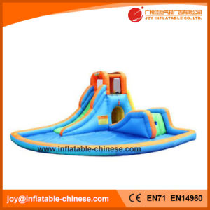 Mini Water Park with Slide and Pool for Kids (T11-306) pictures & photos