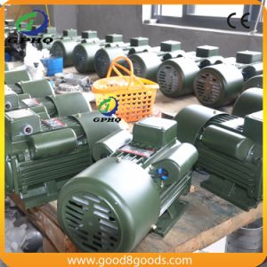 Yc132m-4 5.5kw 7.5HP AC Motor220V pictures & photos