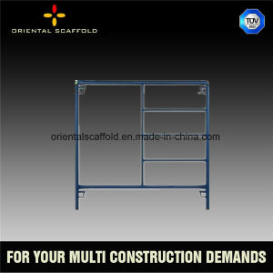 Hot DIP Galvanized Ladder Scaffolding Frame pictures & photos