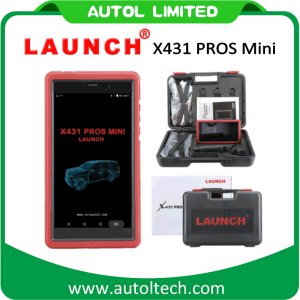 Original Global Version Launch X431 Pros Mini with WiFi/Bluetooth Launch X-431 Pros Mini Auto Scanner Universal Car Diagnostic Scanner pictures & photos
